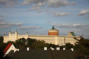 Lublin Castle - Image: Lublin Zamek