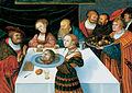 Lucas Cranach d.Ä. - Gastmahl des Herodes (Städelsches Kunstinstitut).jpg