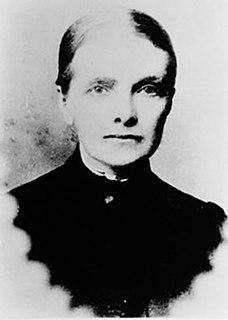 Lucy Lloyd British folklorist (1834-1914)
