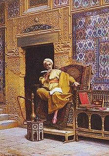 Ludwig Deutsch painter (1855-1935)