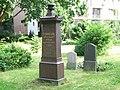 Ludwig Erk 1807 1883 tombstone back.jpg