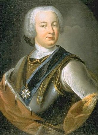 Duke Louis Ernest of Brunswick-Lüneburg - Ludwig Ernst van Brunswick-Lüneburg-Bevern