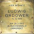 Ludwig Ordower - Gedenkstein.JPG