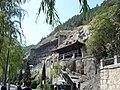 Luoyang groty z rzezbami wotywnymi Longmen Shiku - Smoczych Wrot i okolice 05.JPG