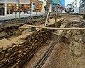 Luxembourg City rue du fossé fouilles b 2013.jpg