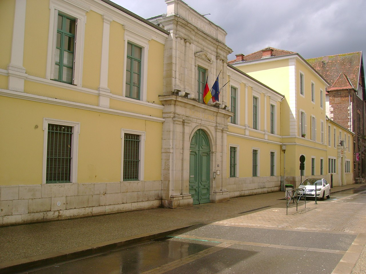 file lyc 233 e lalande bourg en bresse jpg wikimedia commons
