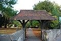 Lych Gate, St Stephen's Church - geograph.org.uk - 1530548.jpg