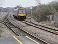 Lydney Station approach - Feb 2012 - panoramio.jpg