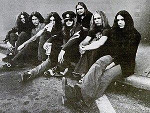 Lynyrd Skynyrd - Image: Lynyrd Skynyrd band (1973)