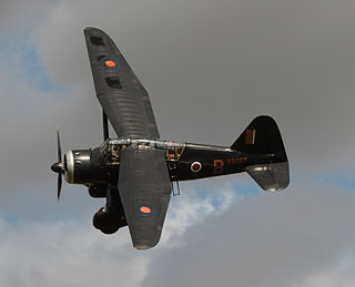 Westland Lysander army cooperation and liaison aircraft