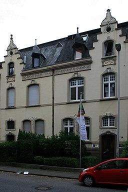 Wilhelm-Strauß-Straße in Mönchengladbach