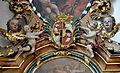 Münsterlingen Klosterkirche Seitenaltar links Wappen.jpg