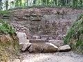 Münstersteinbruch in Emmendingen in der Nähe des ehemaligen Klosters Tennenbach.jpg