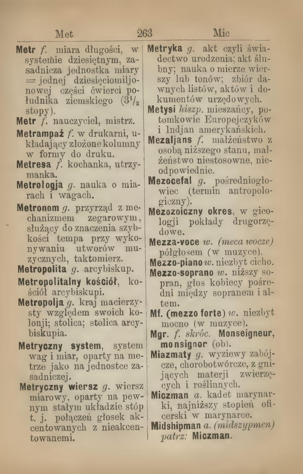 Stronam Arcta Słowniczek Wyrazów Obcychdjvu271
