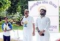 M. Venkaiah Naidu addressing the participants, on the occasion of the 2nd International Day of Yoga – 2016, at Nirman Bhavan, New Delhi.jpg