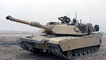 M1A1 Abrams Tank in Camp Fallujah retouched.jpg
