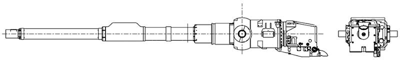 Rheinmetall Rh-120 - Howling Pixel