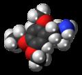 MEM molecule spacefill.png