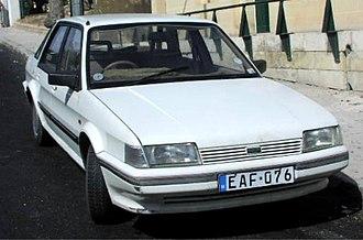 Austin Montego - An Austin Montego in Malta