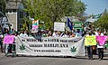 MN NORML - Legalize Marijuana - Minneapolis MayDay Parade 2017 (34360665432).jpg