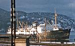 MS Vesterålen (1950) i Trondheim Havn.jpg