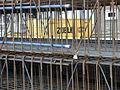 Maastricht 2012 ijzerconstructie bij werkzaamheden ondertunneling A2.JPG
