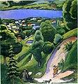 Macke - Landschaft am Teggernsee mit lesendem Mann.jpg