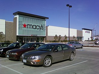 Macy's - Macy's Lifestyle Store in Fairview, Texas opened on August 5, 2009