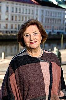 Madeleine Olsson Eriksson Swedish gynecologist, businesswoman, and philanthropist
