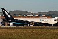 OY-SRO - B762 - Star Air (Denmark)