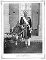 Maharajah of Kapurthala (Punjab), Chauvelot - L'Inde mystérieuse, ses rajahs, ses brahmes, ses fakirs, 1920 (page 65 crop).jpg