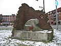 Mahnmal Hamburger Strasse Hamburg Germany 28DEC2005.jpg