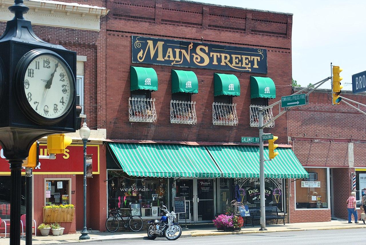 Mainstreet Bakery And Cafe Ankeny Iowa