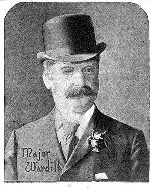 Benjamin Wardill - Wardill in 1895