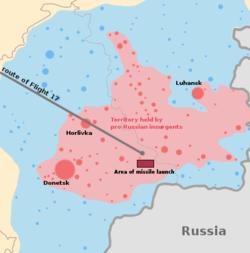 Malaysia Airlines Flight 17 - Wikipedia
