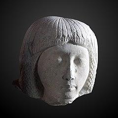 Male head-E 11575