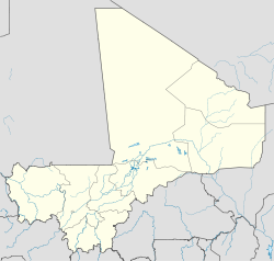 Essakane is located in Mali