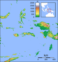 OTI is located in Indonesia Maluku