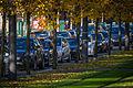 Manifestation taxis Parlement européen Strasbourg 24 octobre 2013 19.jpg