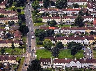 Mansbridge - Image: Mansbridge (geograph 5048421)