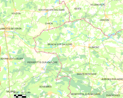 Map commune FR insee code 18037.png