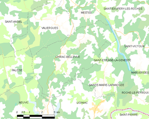 Map commune FR insee code 19055.png