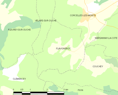 Map commune FR insee code 21270.png