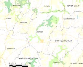 Map commune FR insee code 22092.png