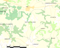 Map commune FR insee code 40308.png