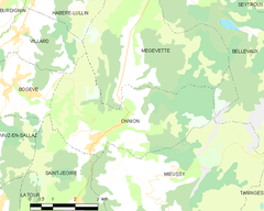 Map commune FR insee code 74205.png