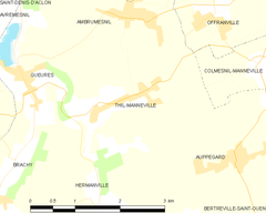 Map commune FR insee code 76690.png