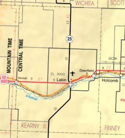 Map of Kearny Co, Ks, USA.png