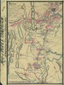 Map of Popes (sic) campaign in northern Virginia, August 1862. LOC gvhs01.vhs00012.tif