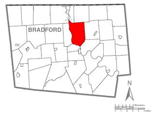 Sheshequin Township, Bradford County, Pennsylvania Township in Pennsylvania, United States